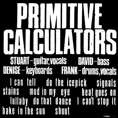 dsr061 : Primitive Calculators