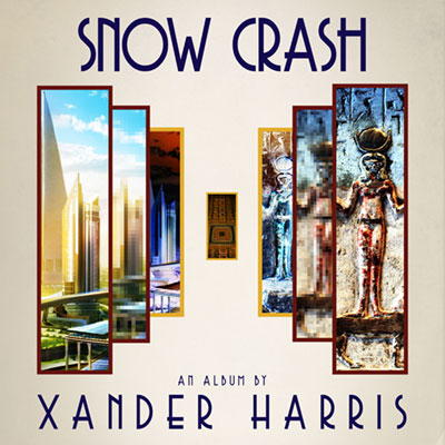 dsr069 : Xander Harris - Snow Crash