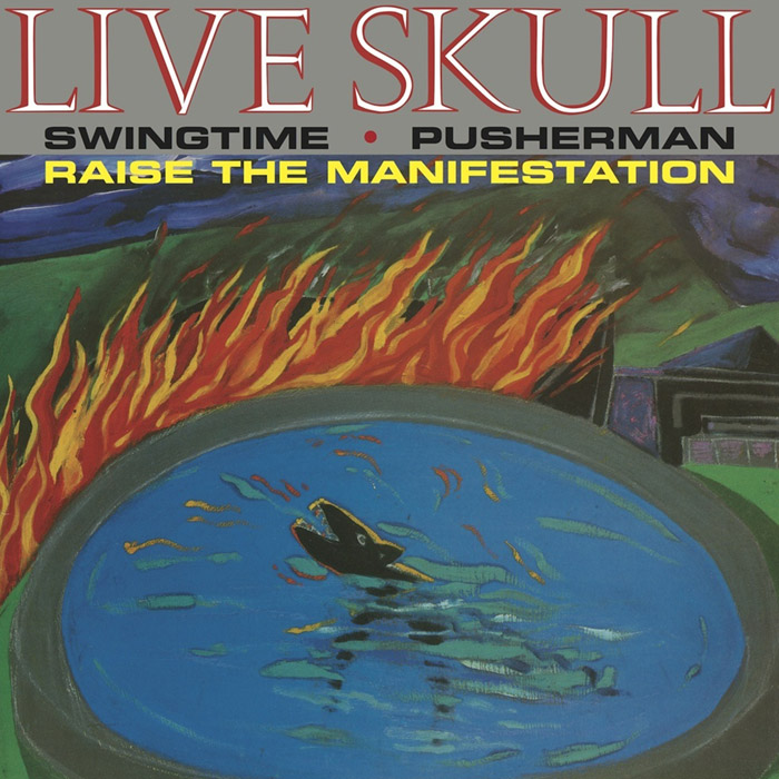 dsr086 | Live Skull - Pusherman