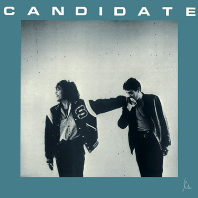 dsr098 : Candidate - Side By Side LP