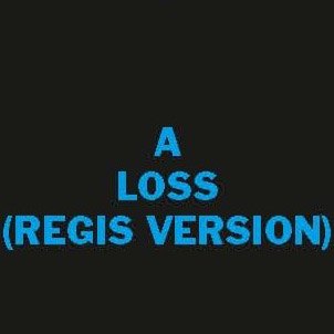 dsr109 : Ike Yard - Loss (Regis Version)