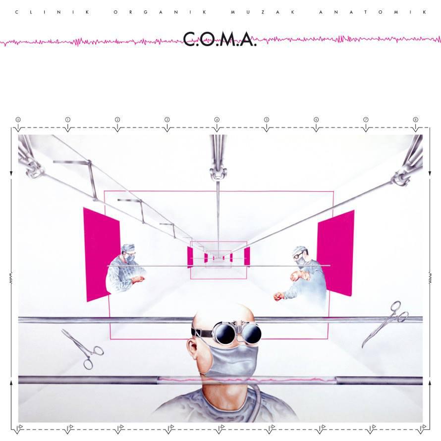 dsr064 : C.O.M.A. | Clinik Organik Musak Anatomik